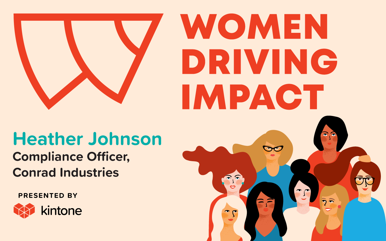Episode 3 of Women Driving Impact with Heather Johnson